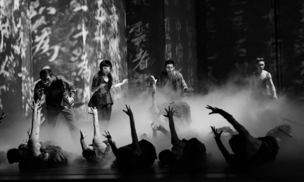 «Συνάντηση με το μεγάλο κανάλι»: Μια παράσταση από την Όπερα και Χοροθέατρο της Χανγκτσόου