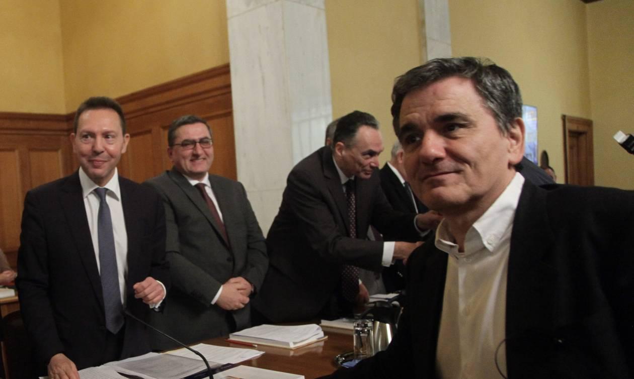 Τετ-α-τετ Στουρνάρα με Τσακαλώτο εν όψει Eurogroup: Τι συζητήθηκε