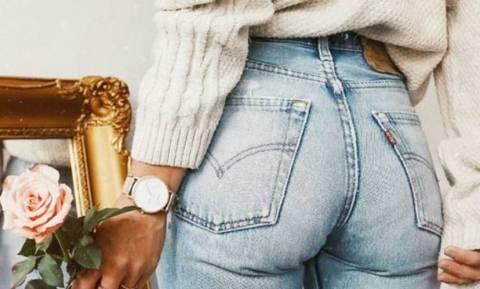 Πες «αντίο» στο skinny τζιν: Αυτή είναι η γραμμή που θα φορεθεί περισσότερο το 2018