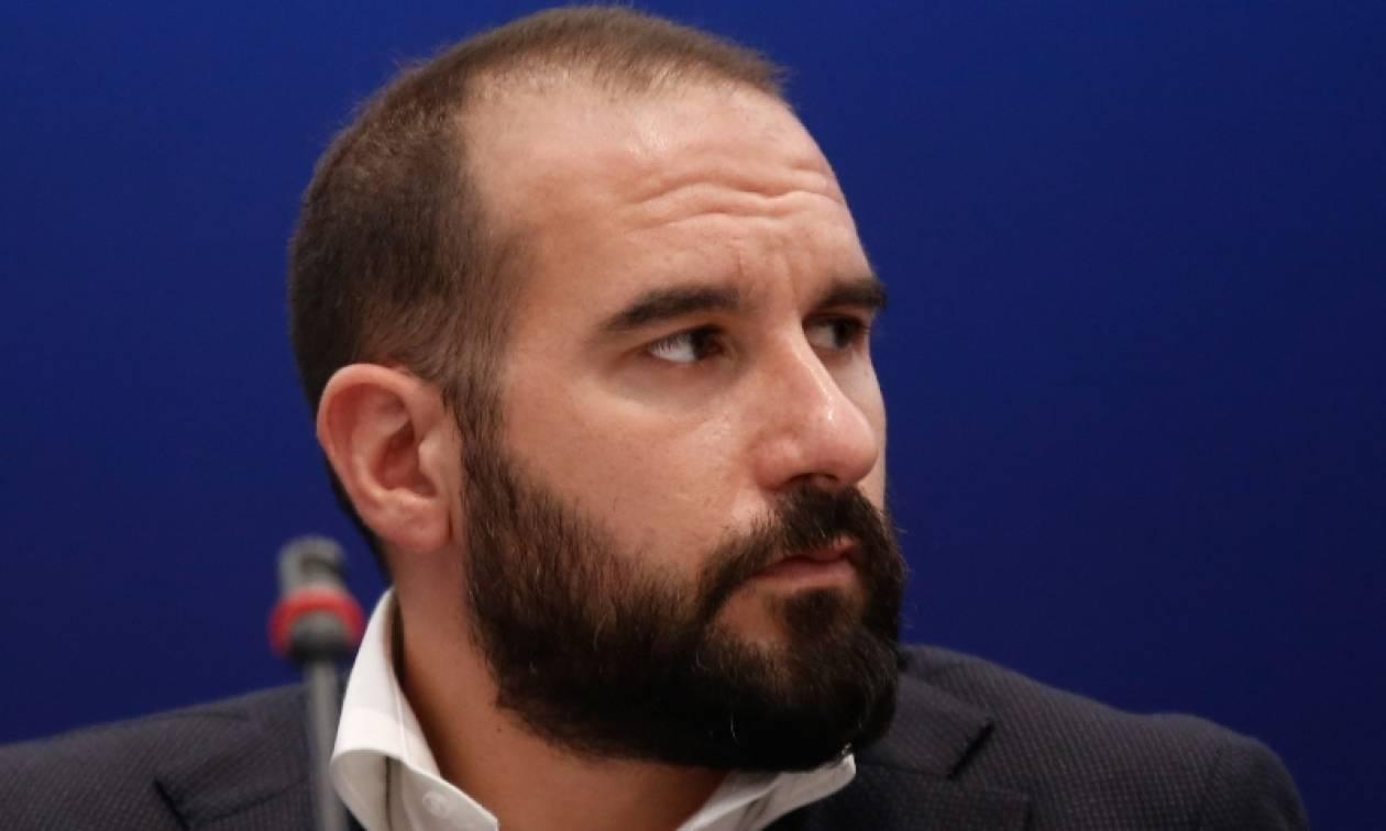 Τζανακόπουλος για Σκοπιανό: Μητσοτάκης και Σπυράκη έχουν «πνιγεί» στις αντιφάσεις της ΝΔ