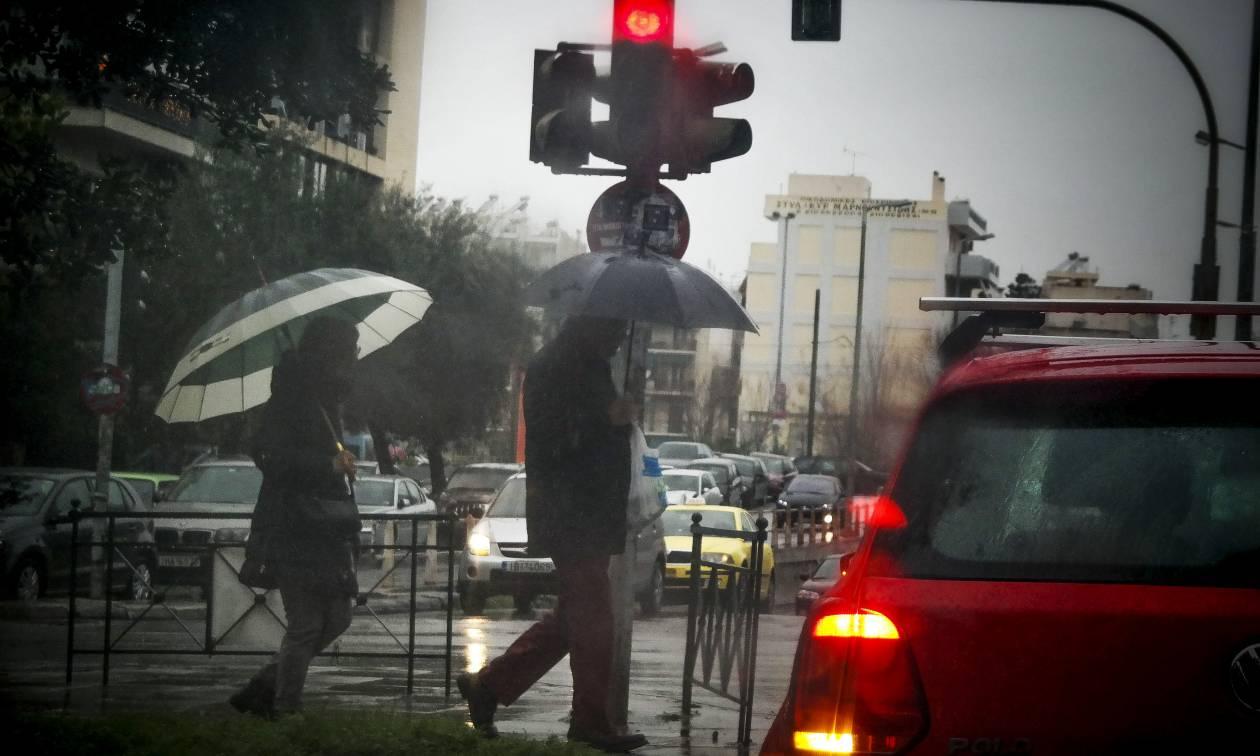Καιρός – Προσοχή! Έρχεται ψυχρή εισβολή στη χώρα μας – Καταιγίδες το Σαββατοκύριακο