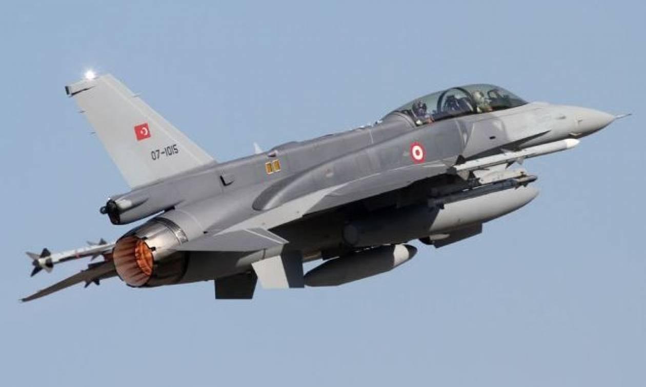 Νέες ελληνοτουρκικές αερομαχίες πάνω από το Αιγαίο
