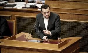 Παππάς για Σκόπια: Ψυχραιμία, χωρίς πολιτική υστεροβουλία και κομματικές σκοπιμότητες