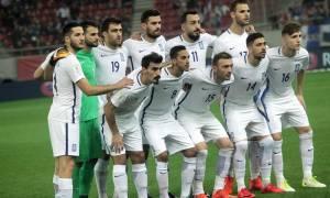 Με Αίγυπτο το δεύτερο φιλικό της Εθνικής Ελλάδος