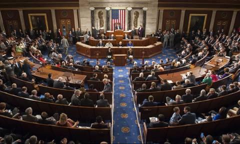 ΗΠΑ: «Παράταση» για τη λειτουργία του ομοσπονδιακού κράτους από τη Βουλή των Αντιπροσώπων