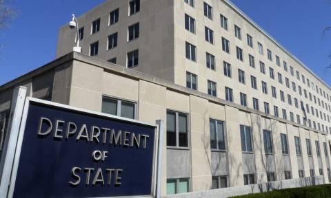 Η Ουάσιγκτον καλεί την Τουρκία να μην πλήξει τους Κούρδους της Συρίας