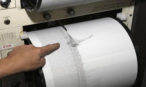 В Волосе произошло землетрясение 3,9 балла