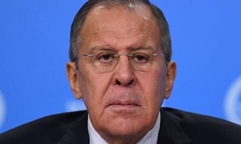 Сергей Лавров и Антониу Гутерреш обсудили Сирию и КНДР