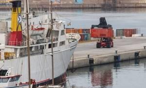 Θεσσαλονίκη: Τι απέγινε το πλοίο με τους 410 τόνους εκρηκτικών;