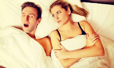 Αδιανόητο: Υπάρχουν άντρες που προτιμούν τον ύπνο από το σεξ!