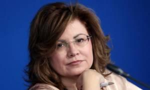 Σπυράκη για Σκοπιανό: Δεν υπάρχουν οι προϋποθέσεις για συμβούλιο αρχηγών