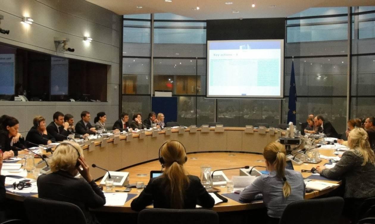Συνεδριάζει το EuroWorking Group ενόψει Eurogroup
