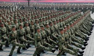Κορεατική χερσόνησος: Η παρέλαση που απειλεί να εκτροχιάσει τη διπλωματική πρόοδο