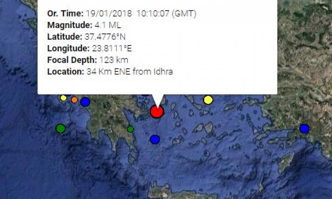 Σεισμός «ταρακούνησε» την Ύδρα