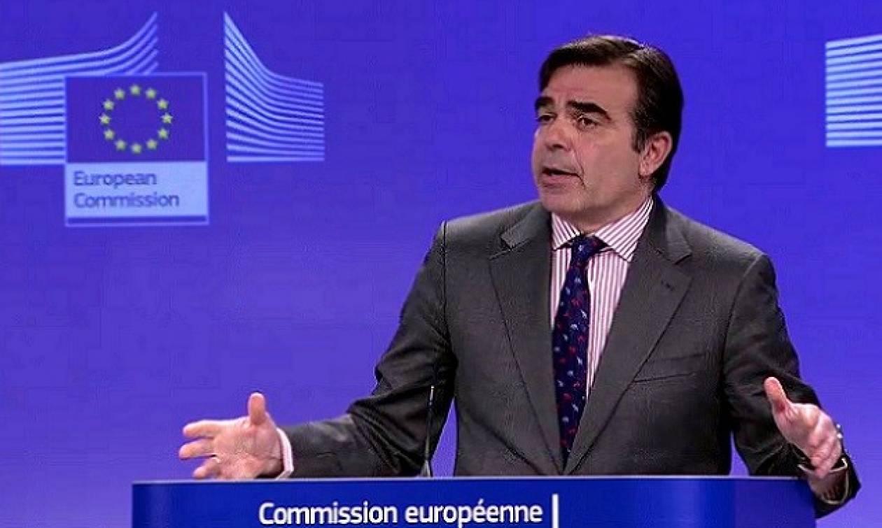 Κομισιόν: Η συζήτηση για τη μεταμνημονιακή Ελλάδα θα ξεκινήσει τώρα