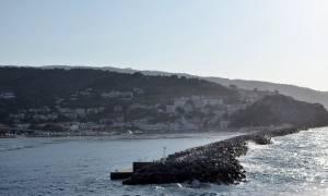 Καιρός: Σοβαρά προβλήματα στην Ικαρία από τα 10 μποφόρ