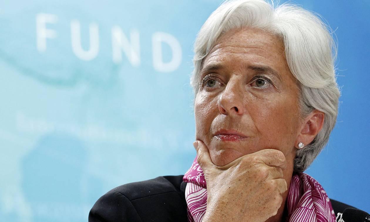 Λαγκάρντ: Η Ελλάδα είναι πλέον καλύτερα θωρακισμένη