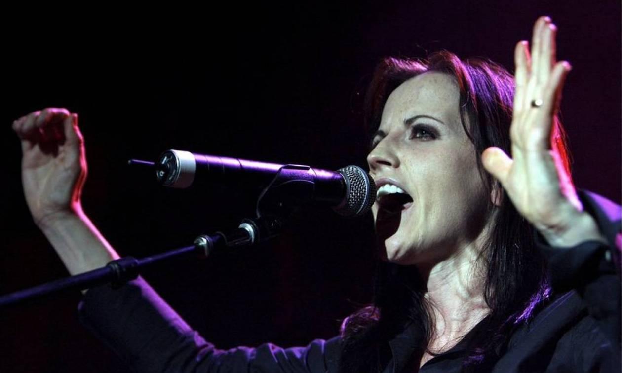 Την Τρίτη (23/01) η κηδεία της τραγουδίστριας των Cranberries, Dolores O' Riordan