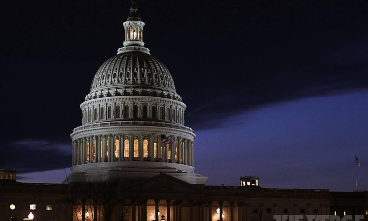 ΗΠΑ: Αναστολή λειτουργίας του ομοσπονδιακού κράτους