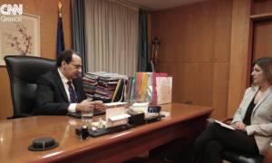Σπίρτζης: Η επίλυση του Σκοπιανού θα αναβαθμίσει το ρόλο της Ελλάδας στα Βαλκάνια