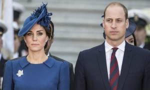 Ο πρίγκιπας William ξύρισε το κεφάλι του. Το εξωφρενικό ποσό που έδωσε (pics)