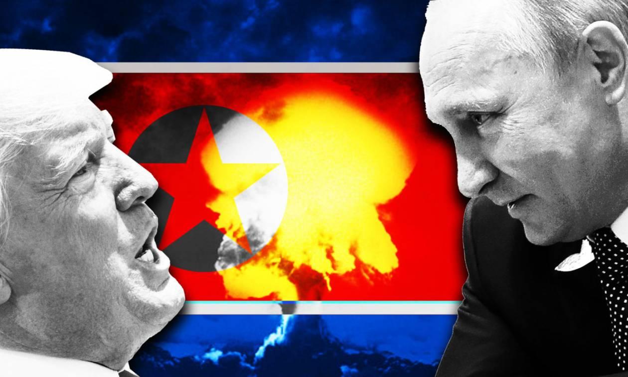Διαβουλεύσεις Ρωσίας - ΗΠΑ για το φλέγον ζήτημα της Βόρειας Κορέας