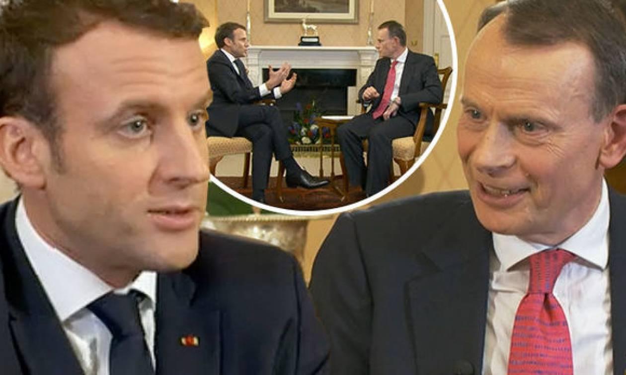 Ο Μακρόν αποκαλύπτει: Θα υπάρξει ειδική συμφωνία ΕΕ – Βρετανίας μετά το Brexit;