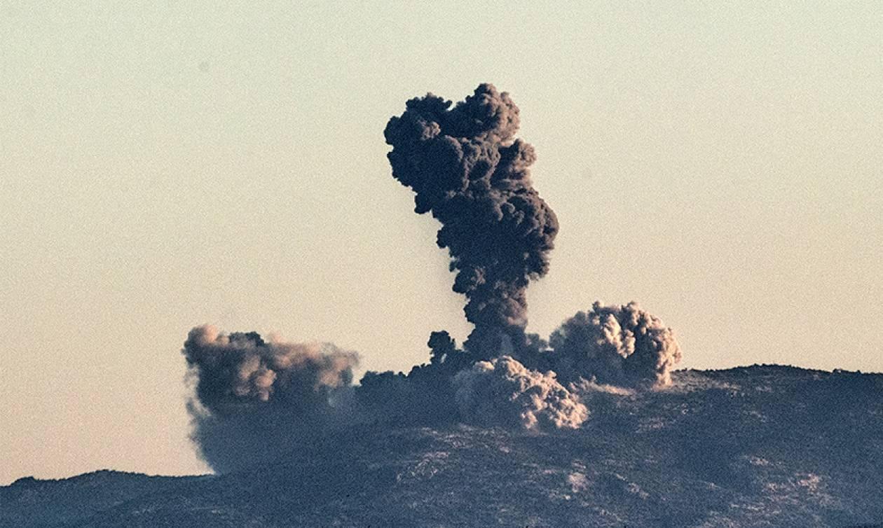 Ραγδαίες εξελίξεις: Τουρκικά μαχητικά βομβαρδίζουν τη Συρία – Τουρκομάνοι επελαύνουν στην Αφρίν