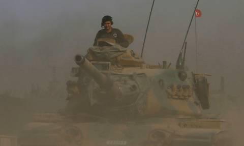 Τουρκία: Οι ένοπλες δυνάμεις ανακοίνωσαν επισήμως την εισβολή στο Αφρίν της Συρίας