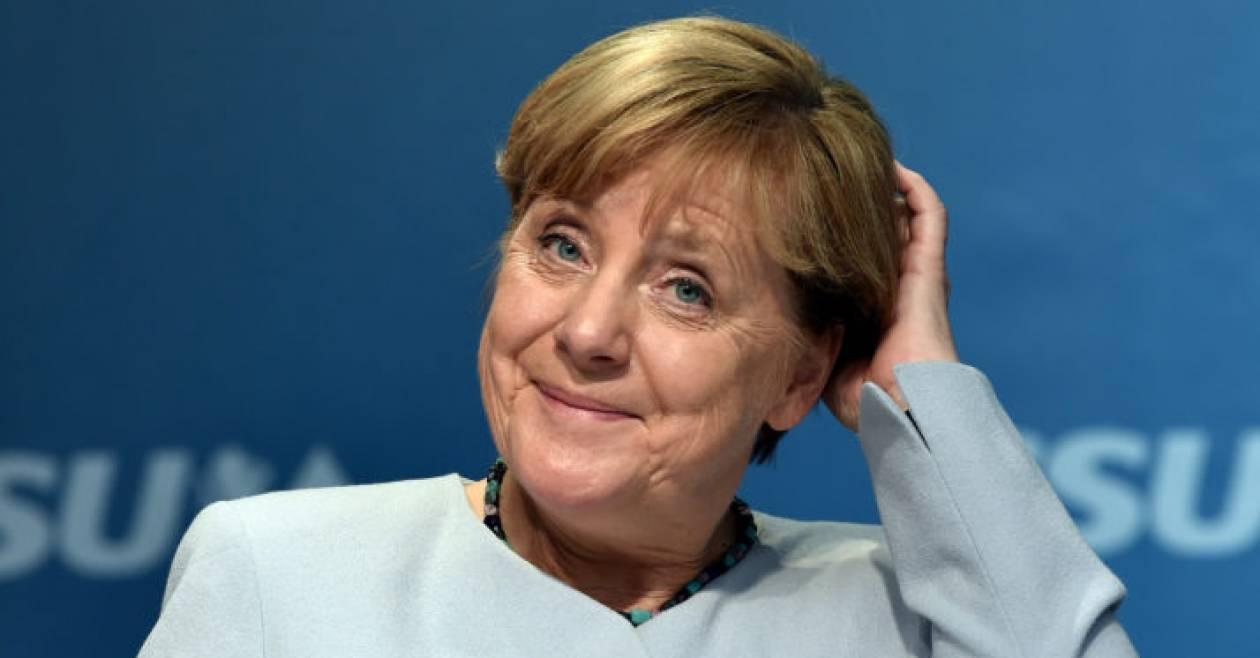 Γερμανία: Αισιόδοξη η Μέρκελ για το σχηματισμό κυβέρνησης