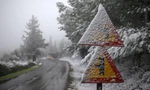 Καιρός: Ψυχρή εισβολή πλησιάζει την Ελλάδα - Καταιγίδες και χιόνια τις επόμενες ώρες