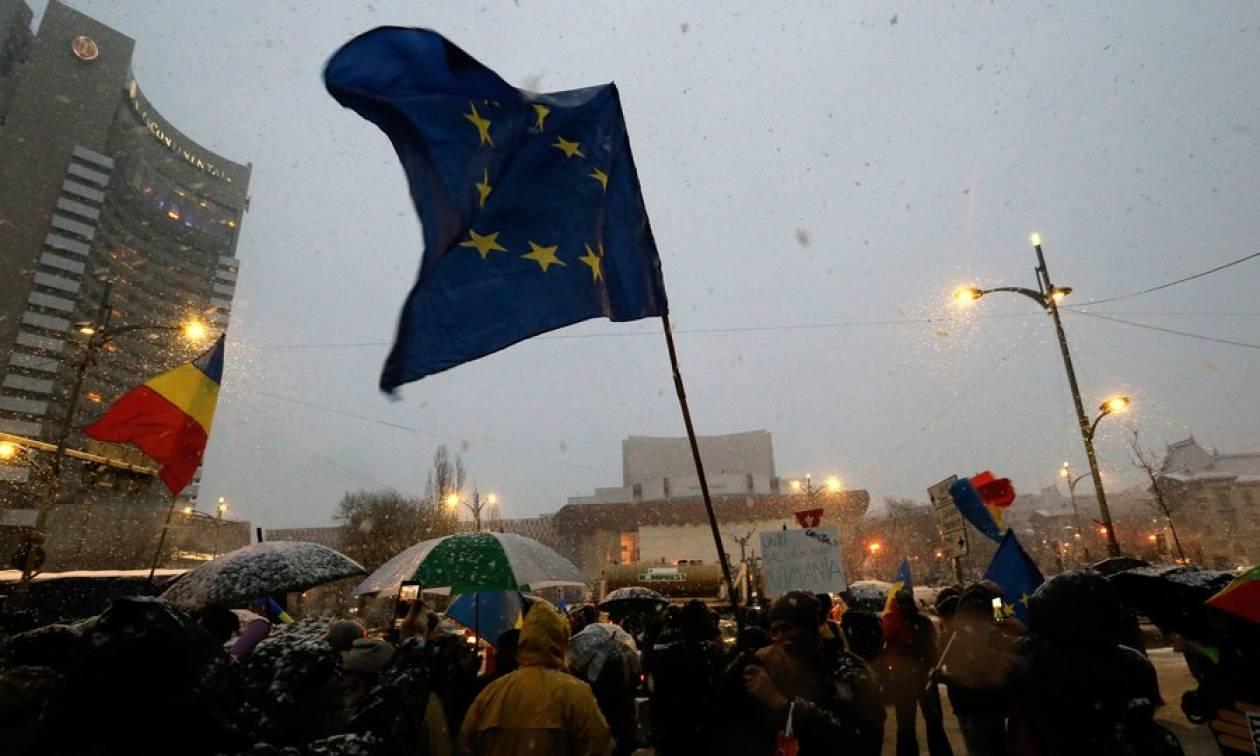 Η Ρουμανία βροντοφώναξε «όχι» στη διαφθορά (pics)