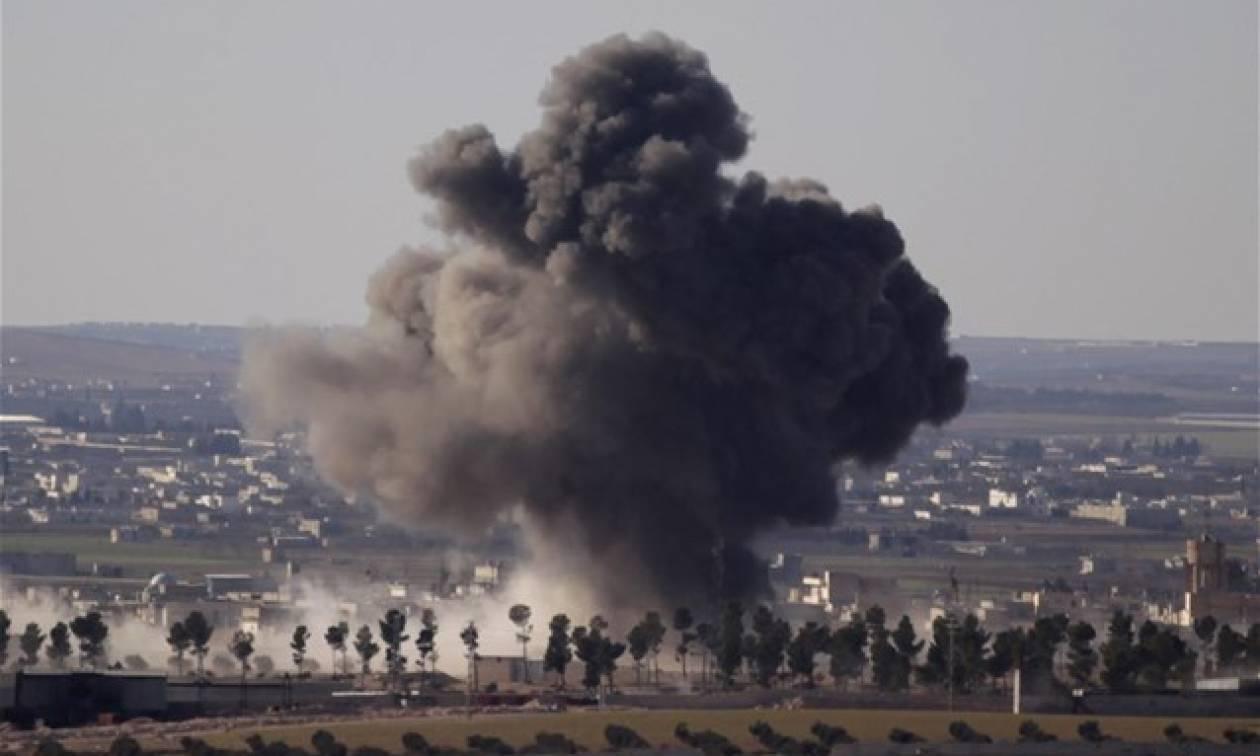 Συρία: Τουλάχιστον 10 νεκροί από τις τουρκικές επιδρομές στην επαρχία Αφρίν