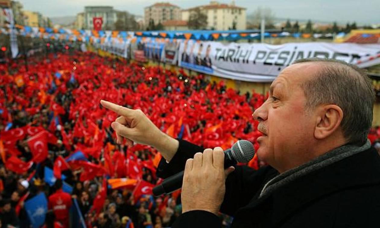 Ο Ερντογάν «ξέφυγε»: Απελεί τους Κούρδους με «ολοκαύτωμα»