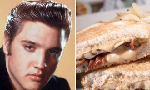 Ανακαλύψαμε τη συνταγή για το αγαπημένο σάντουιτς του Elvis