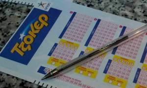 Τζόκερ κλήρωση [1881]: Αυτοί είναι οι τυχεροί αριθμοί που κερδίζουν 700.000 ευρώ