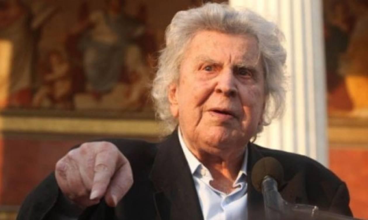 Μίκης Θεοδωράκης - ονομασία των Σκοπίων: Η αλήθεια για το Συμβούλιο των Αρχηγών το 1992