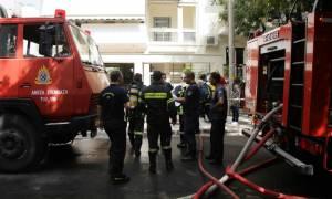 Τραγωδία στην Αθήνα: Νεκρή γυναίκα μετά από φωτιά σε διαμέρισμα