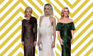 SAG Awards: Όλες οι red carpet εμφανίσεις της χθεσινής βραδιάς