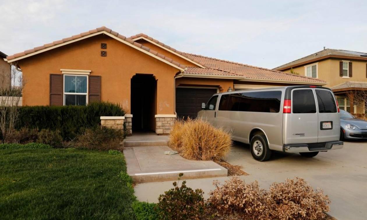Καλιφόρνια: Σοκάρουν οι περιγραφές συμμαθήτριας παιδιού από το σπίτι - κολαστήριο