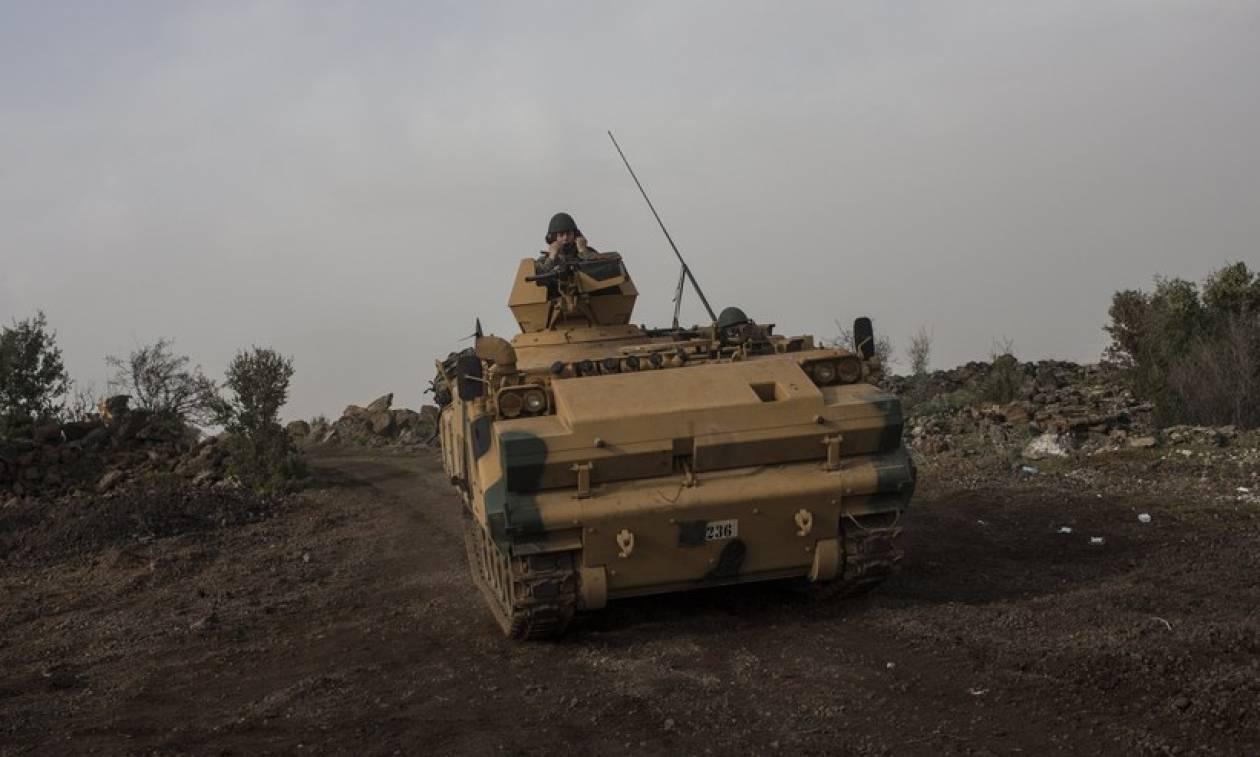 Τουρκία: Να σταματήσουν οι ΗΠΑ τη στήριξή τους στους Κούρδους