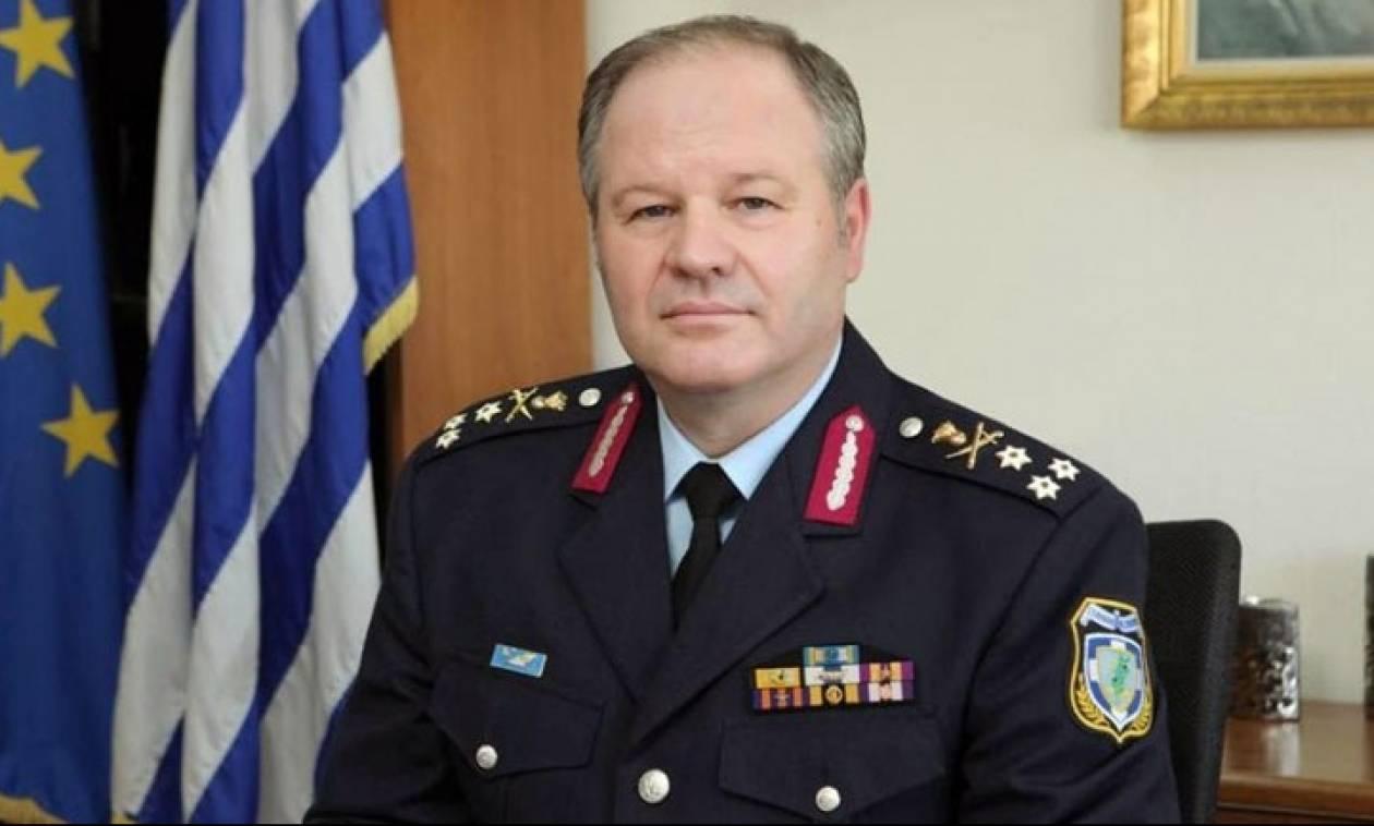 Ελληνική Αστυνομία - Κρίσεις: Παραμένει αρχηγός ο Κωνσταντίνος Τσουβάλας