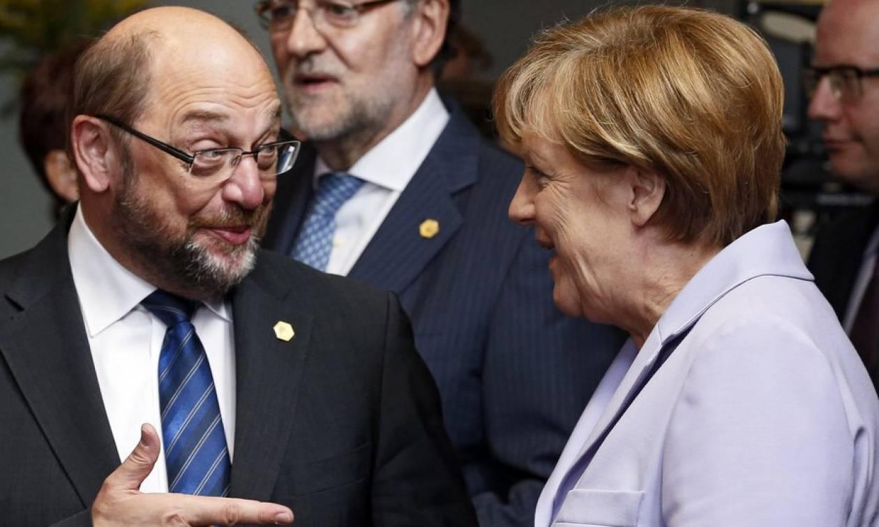 Γερμανία: Αντίστροφη μέτρηση για κυβερνητικό συνασπισμό
