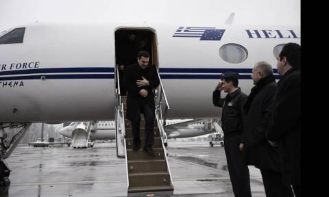 Премьер-министр Греции примет участие во Всемирном экономическом форуме в Давосе