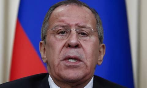 Лавров: начало межсирийского диалога позволит окончательно победить терроризм в Сирии