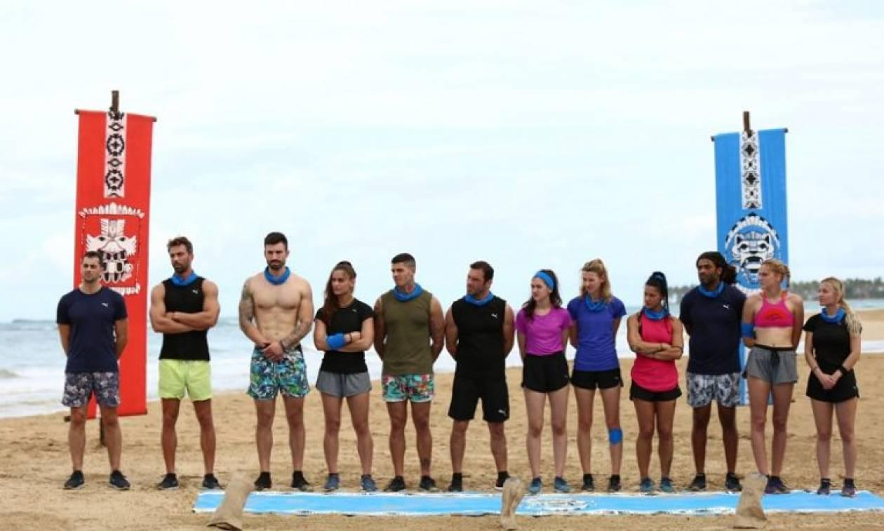 Survivor 2: Ποια ομάδα κερδίζει απόψε (23/01/2018) την ασυλία;