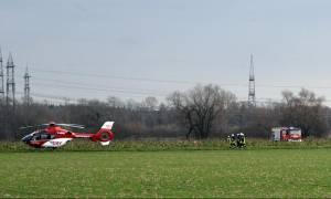 Τραγωδία στη Γερμανία: Αεροπλάνο και ελικόπτερο συγκρούστηκαν στον αέρα