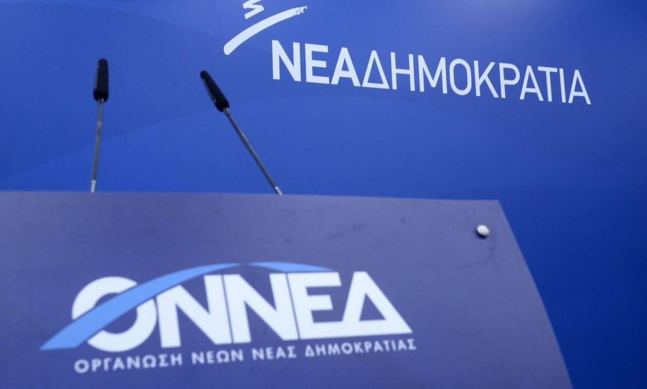 Στο πειθαρχικό της ΟΝΝΕΔ ο Δημήτρης Τρούπος για τα ρατσιστικά σχόλια για τους Σκοπιανούς