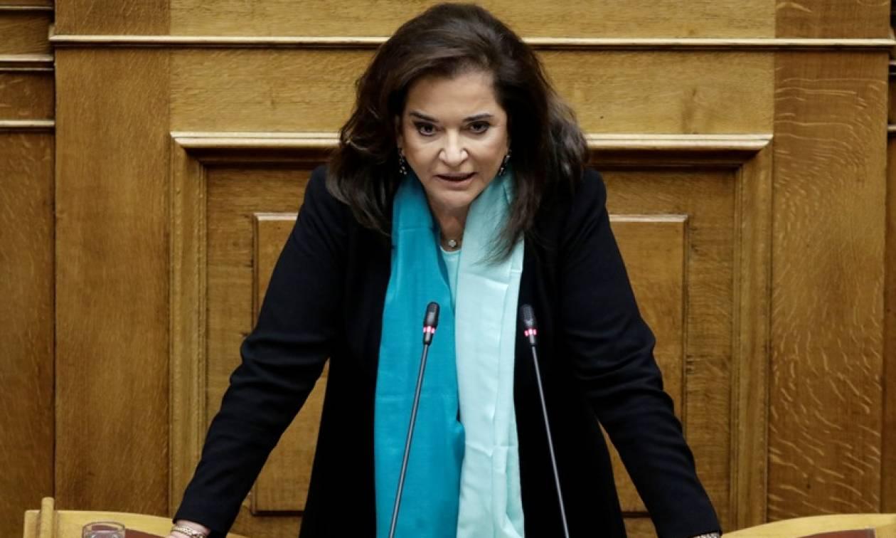 Βουλή: Καταγγελίες Μπακογιάννη για το λαθρεμπόριο καυσίμων