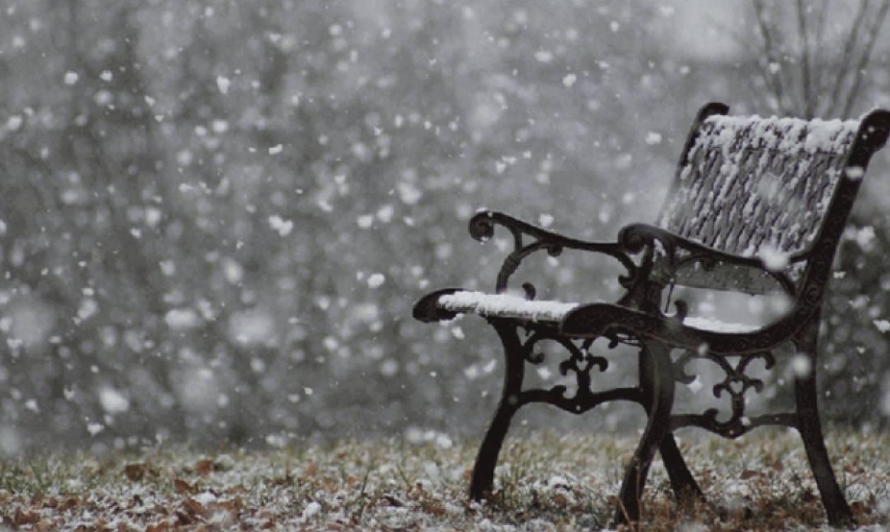 Καιρός: Τσουχτερό κρύο σε όλη τη χώρα και χιόνια στα ορεινά